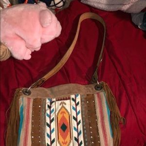 Recycled purse